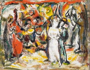 Theresa Bernstein: A Century in Art – Exhibition Opens to the Public November 9, 2014 – Boca Raton Museum of Art