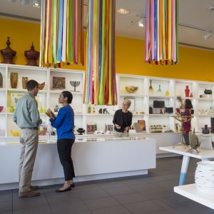 Mini Christmas Trees, Jewelry Galore, Sterling Silver Menorahs and Toys – Oh my! – Holiday Shopping at the Boca Raton Museum of Art